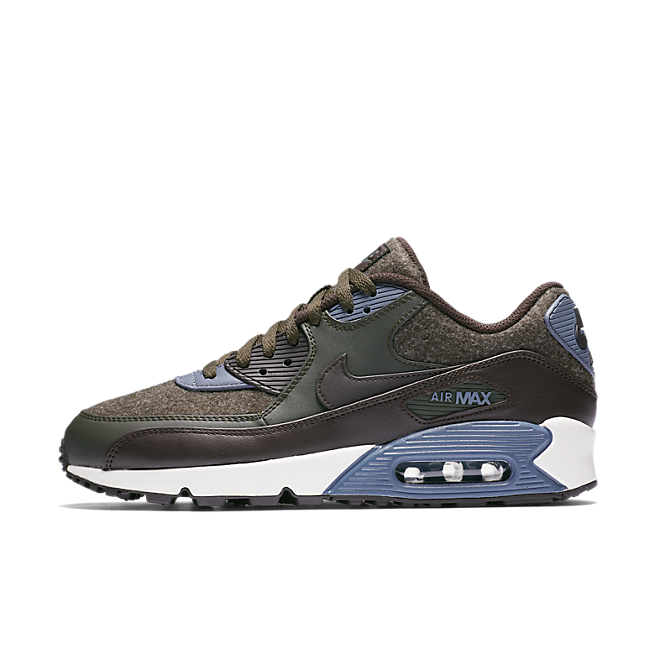 "Nike Air Max 90 Premium ""Wool Retro Sequoia Pack"""