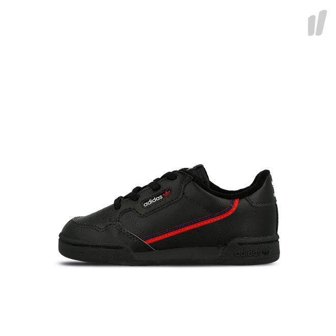 adidas Originals Continental 80 I (Black)