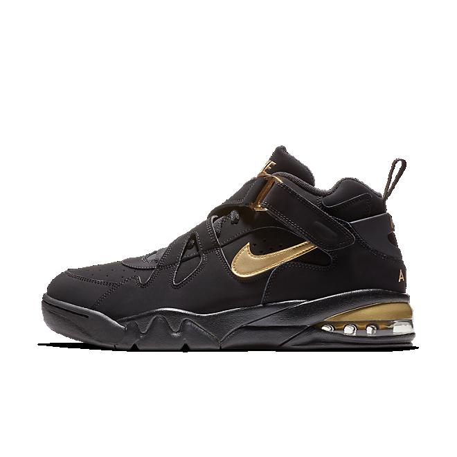 Nike Air Force Max CB (Black Metallic Gold) | AJ7922 001