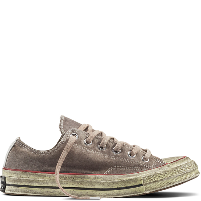 Chuck 70 Dyed Canvas Low Top