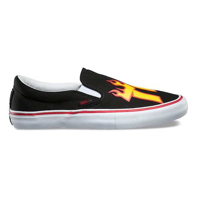 VANS Vans X Thrasher Slip on Pro | 47VOTE | Sneakerjagers