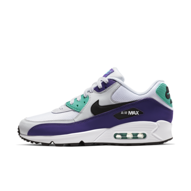 Nike Air Max 90 Essential 'Clear Emerald' zijaanzicht