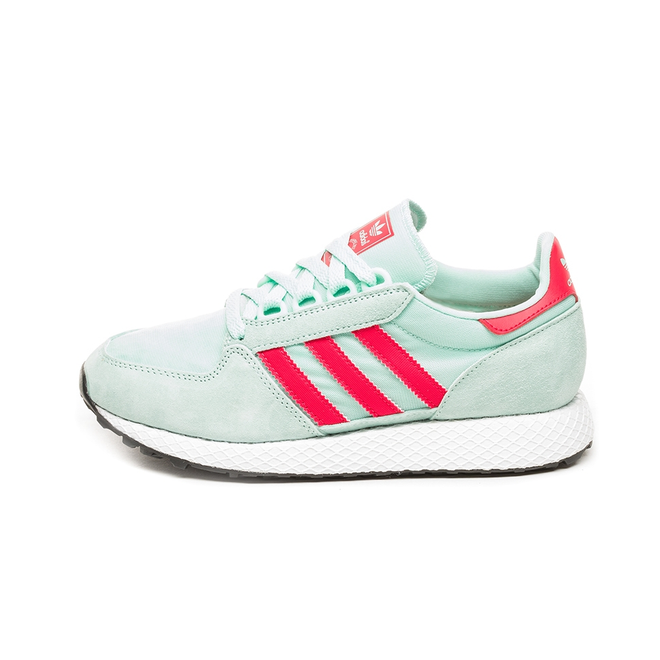 adidas Forest Grove W (Clear Mint / Active Pink / Chalk White)
