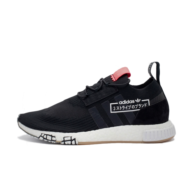 adidas NMD_RACER PK 'Alphatype Black'