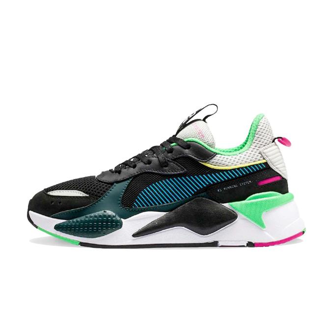 Puma Toys RS-X Black / Blue | 369449-01 | Sneakerjagers