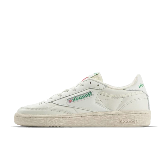 Reebok Club C 1985 TV (Chalk / Paper White / Glen Green)
