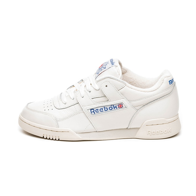 Reebok Workout Plus 1987 TV (Chalk / Paper White / Royal)