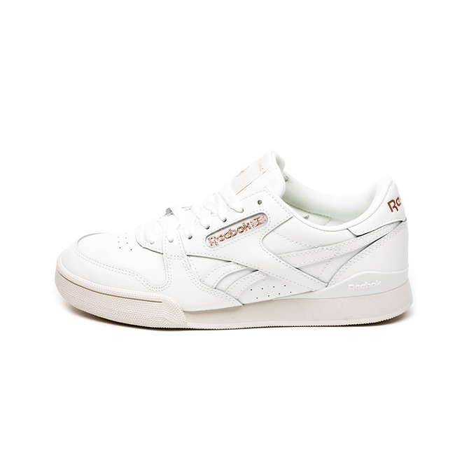 Reebok Phase 1 Pro (Chalk / Rose Gold / White)