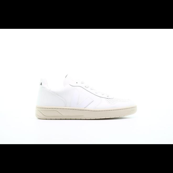 "Veja V10 Leather ""Extra White"" VX021270"