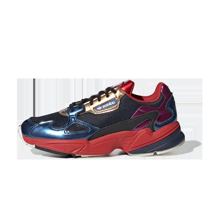 adidas Falcon W 'Collegiate Navy' zijaanzicht