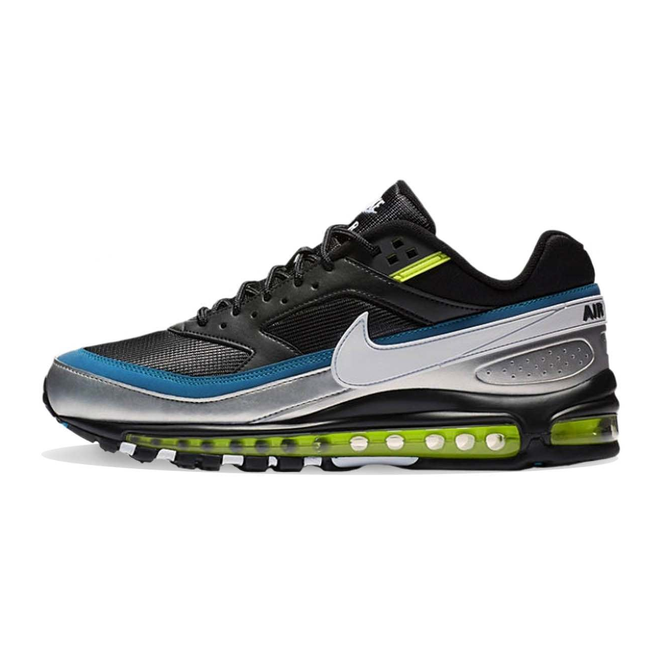 Nike Air Max 97 Bw Black White Silver A02406 003 Sneakerjagers