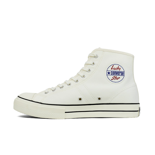 Converse Lucky Star High Top zijaanzicht