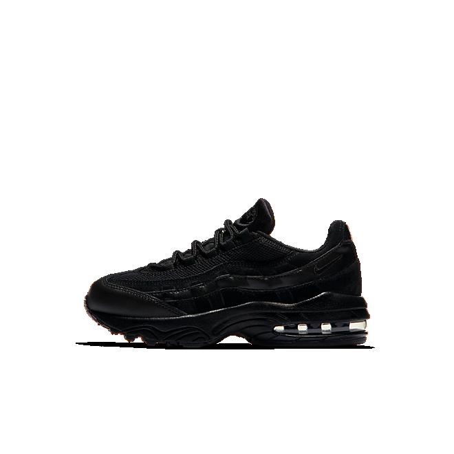 Nike Air Max 95 Kleuterschoen - Zwart