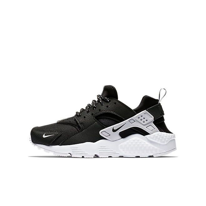 Nike Air Huarache Run SE GS - Black