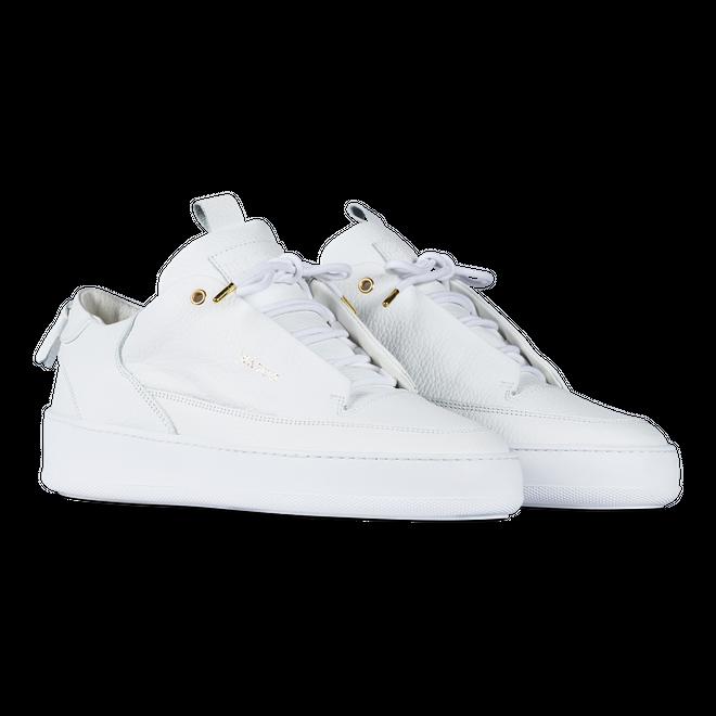 Mason Garments Milano Leather - White