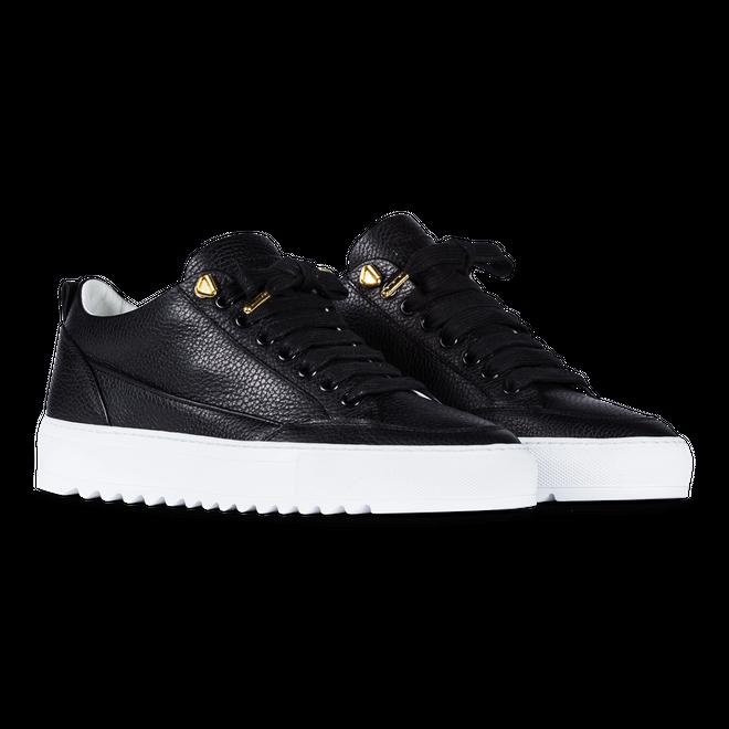 Mason Garments Tia Leather RAF - Black