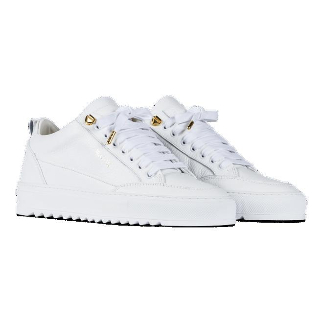 Mason Garments Tia - Leather RAF - White