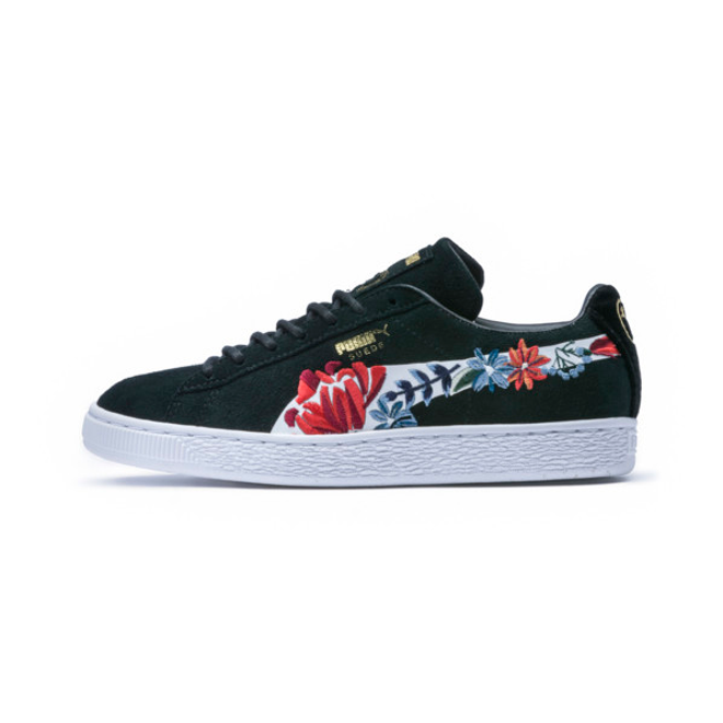 Puma Suede Hyper Embellished Womens Trainers