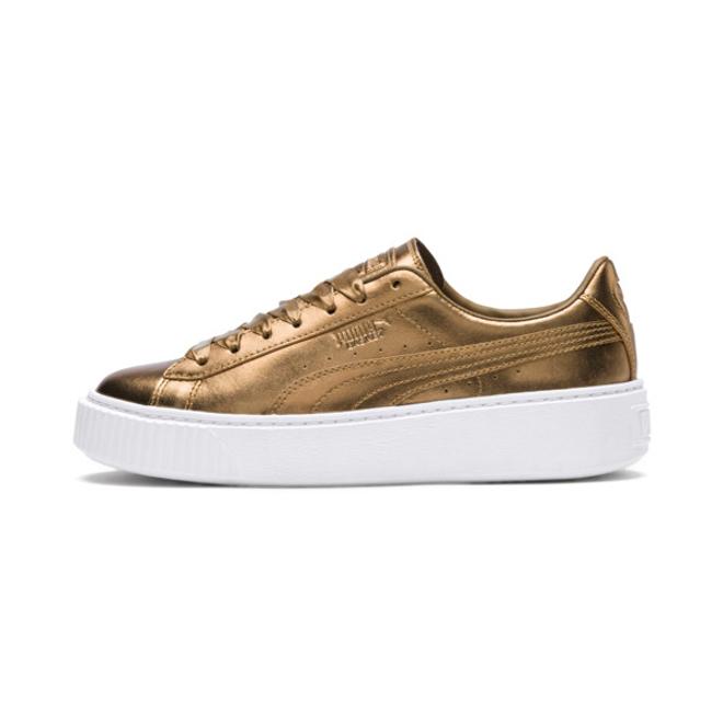Puma Basket Platform Luxe Women%e2%80%99S Sneakers Release Info </p>                                             </div>                 </div>             </div>         </div>                   <!--eof Product Price block -->          <!--bof free ship icon  -->                 <!--eof free ship icon  -->          <!--bof Product description -->                     <div id=