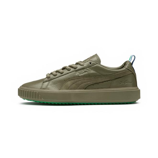 Puma Puma X Big Sean Evolution Breaker Olive Sneakers