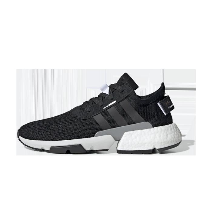 adidas POD-S3.1 'Black Silver' zijaanzicht