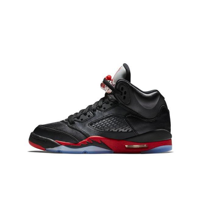 Air Jordan 5 Retro  zijaanzicht