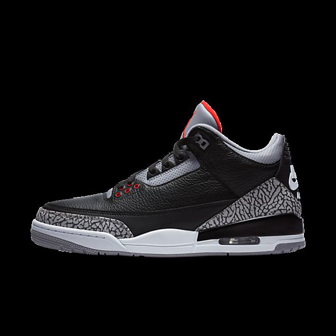 Air Jordan 3 'Black Cement'