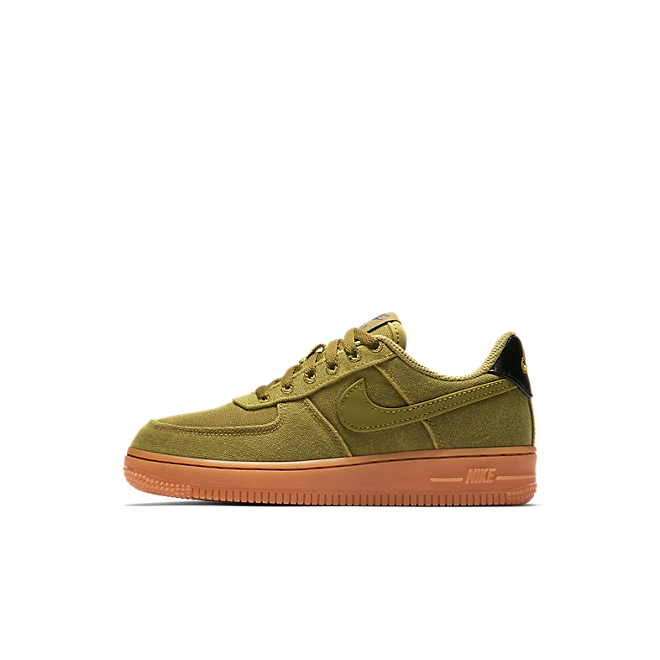 Nike Air Force 1 LV8 Style Kleuterschoen - Olive