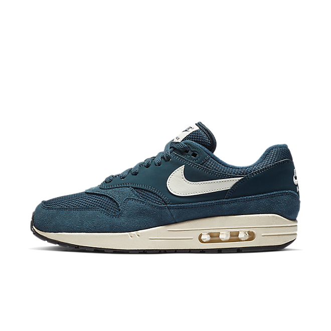 Nike Air Max 1 'Dark Blue' zijaanzicht