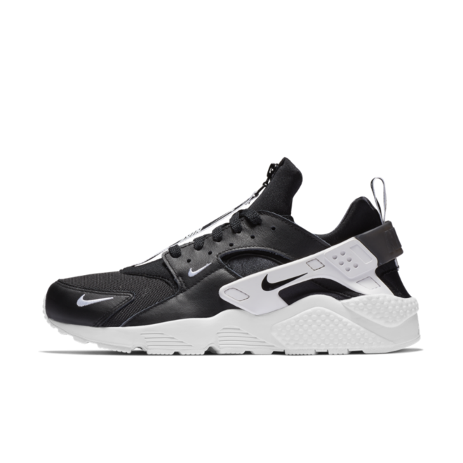 Nike Air Huarache Zip 'Black' zijaanzicht