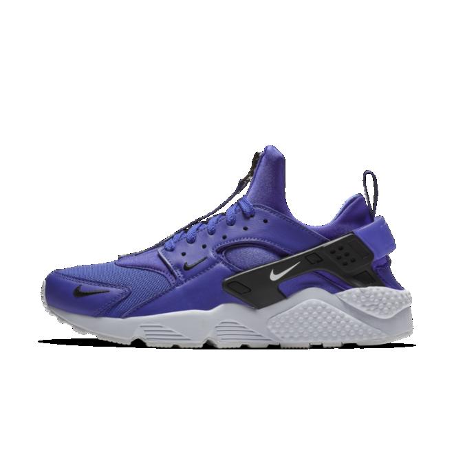 Nike Air Huarache Zip 'Purple' zijaanzicht