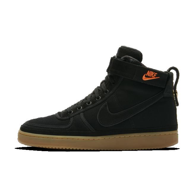 Carhartt WIP X Nike Vandal High 'Black'