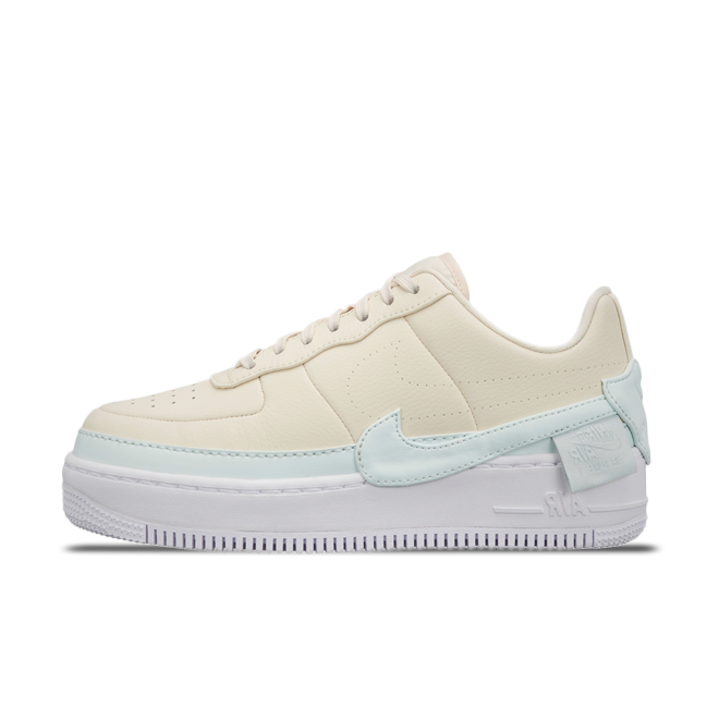 Nike WMNS Air Force 1 Jester XX 'Light Yellow'