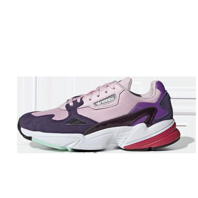 adidas W Falcon 'Clear Pink' zijaanzicht
