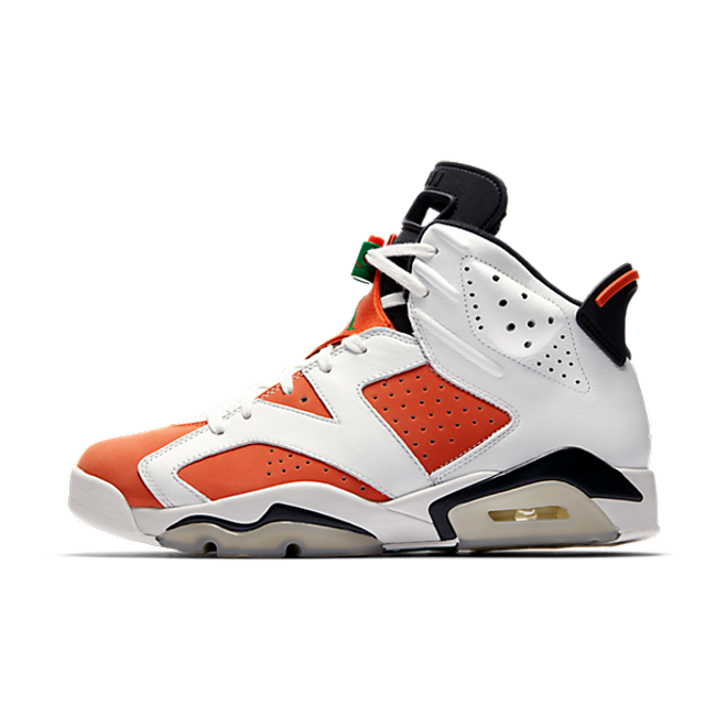 Air Jordan 6 Gatorade Like Mike zijaanzicht