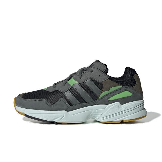 adidas Yung-96 'Green' zijaanzicht