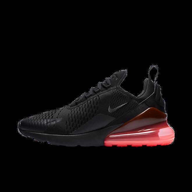 "Nike Air Max 270 ""Black Hot Punch"""