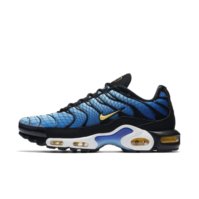Nike Air Max Plus 'Greedy' zijaanzicht