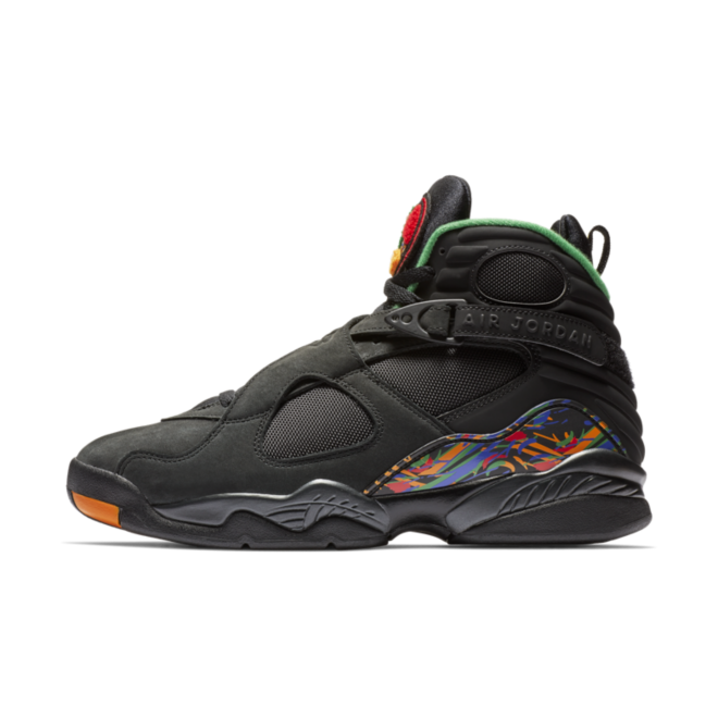 Air Jordan 8 Retro 'Urban Jungle' zijaanzicht