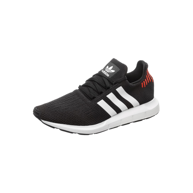 Adidas Swift Run Black Grey Neo
