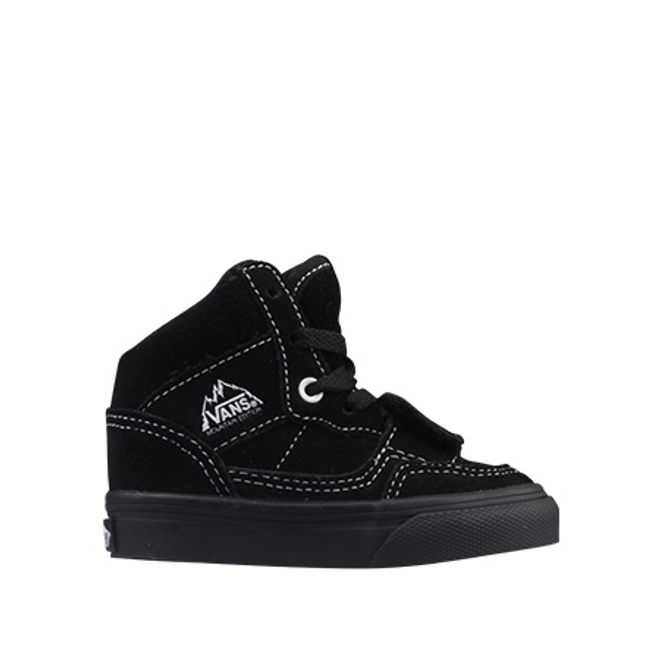 Mountain edition suede blac