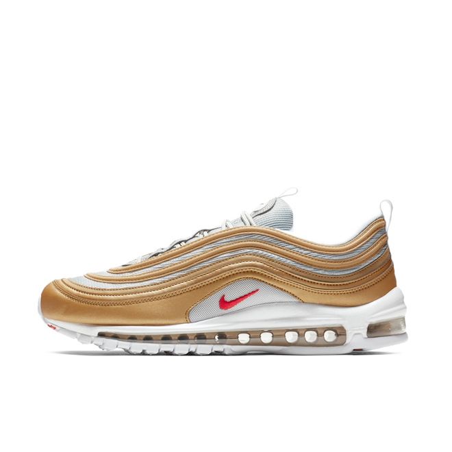 Nike Air Max 97 'Gold' zijaanzicht