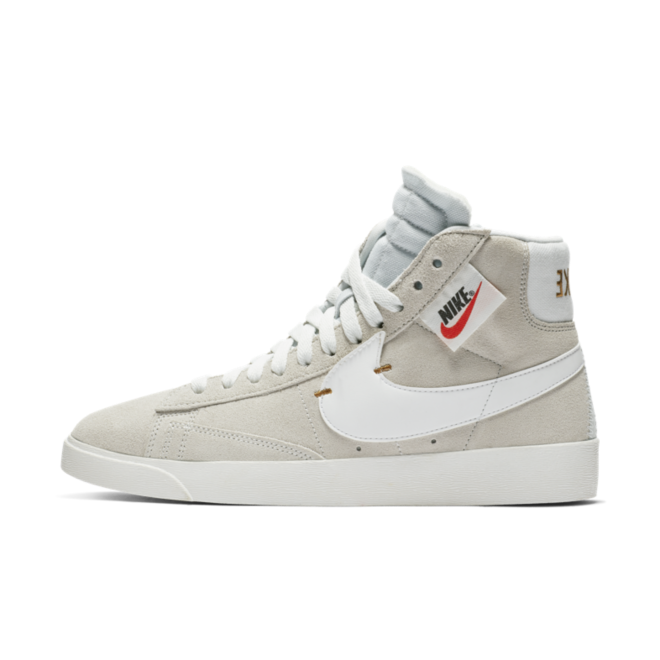 Nike WMNS Blazer Rebel Mid 'Off White' | BQ4022-101 | Sneakerjagers