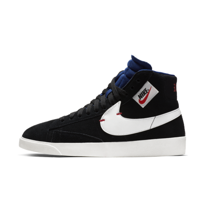 Nike WMNS Blazer Rebel Mid 'Black'