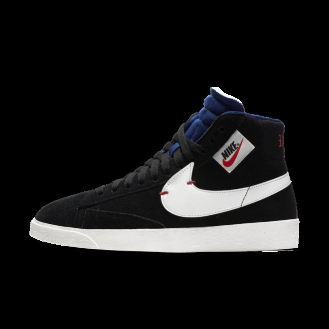 Nike WMNS Blazer Rebel Mid 'Black' BQ4022-005