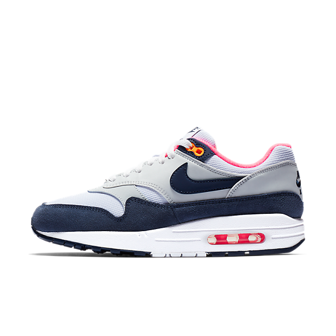 Nike Air Max 1 WMNS 'Midnight' zijaanzicht