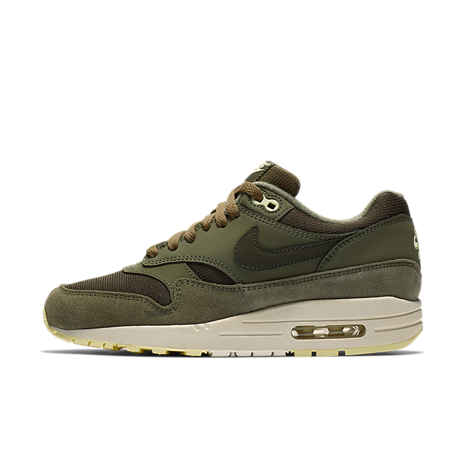 nike air max 1 dames green