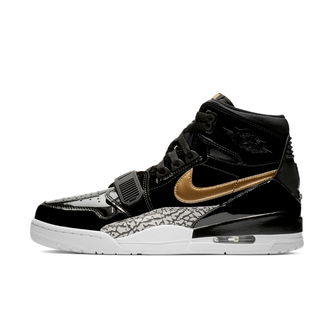 Air Jordan Legacy 312 'Black & Gold'