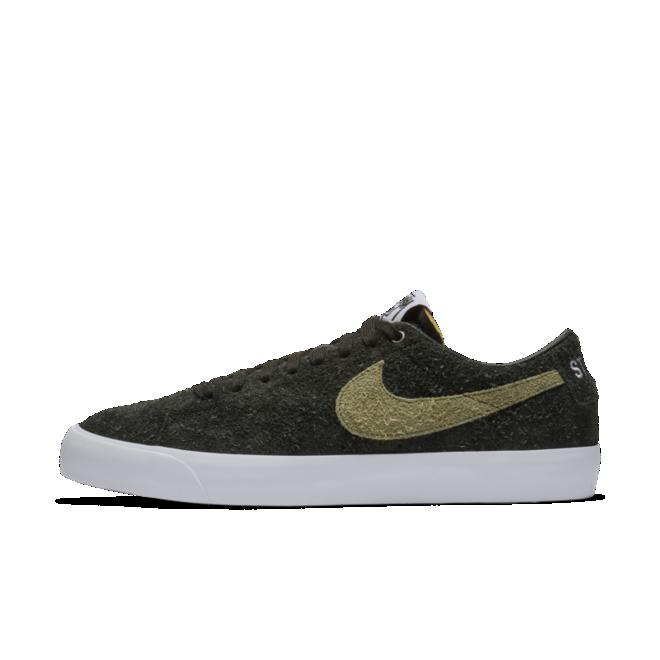 Stüssy X Nike SB Blazer Low QS