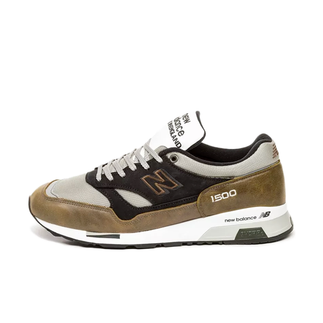 New Balance 1500 'Black & Green' zijaanzicht